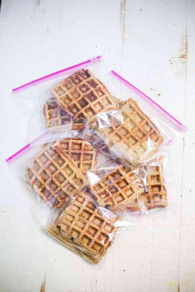 gluten free freezer waffles