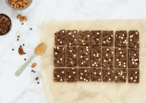 Double Chocolate Peanut Butter Snack Bars: Gooey Goodness Kids Can't Resist