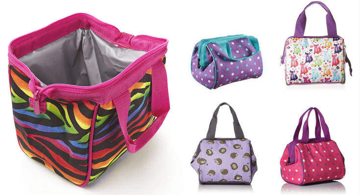 Fit and Fresh Lunch Bag Purse style | back to school shopping guide