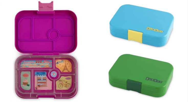 Best Bento Lunch Boxes for kids Yumbox review | Back to School Guide
