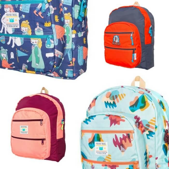 Mokuyobi Big Pocket Backpack