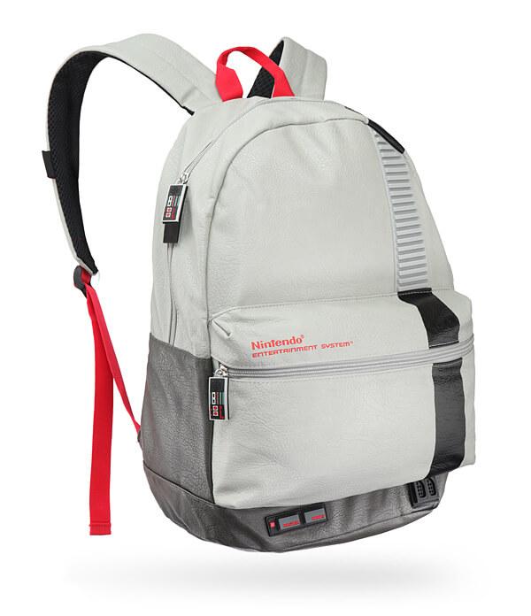 Nintendo Entertainment System Backpack