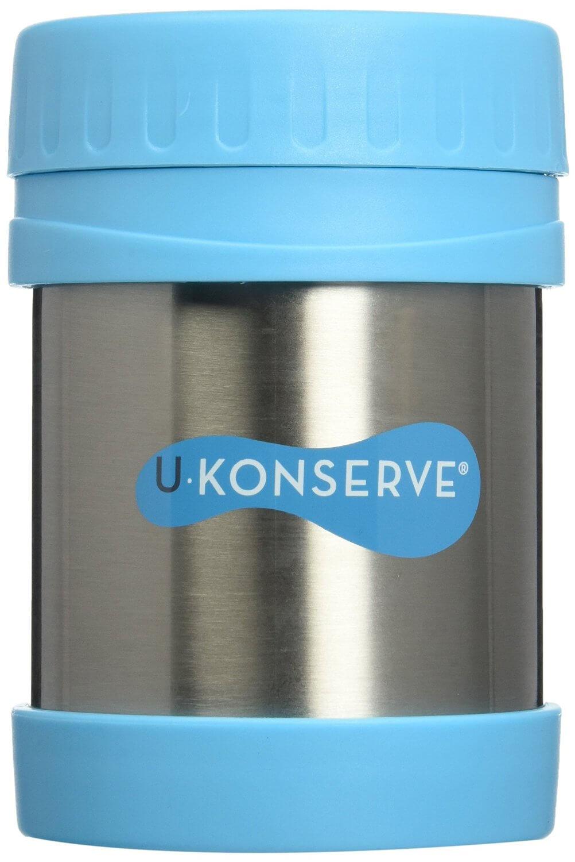 U Konserve 12-Ounce Stainless Steel Insulated Food Jar
