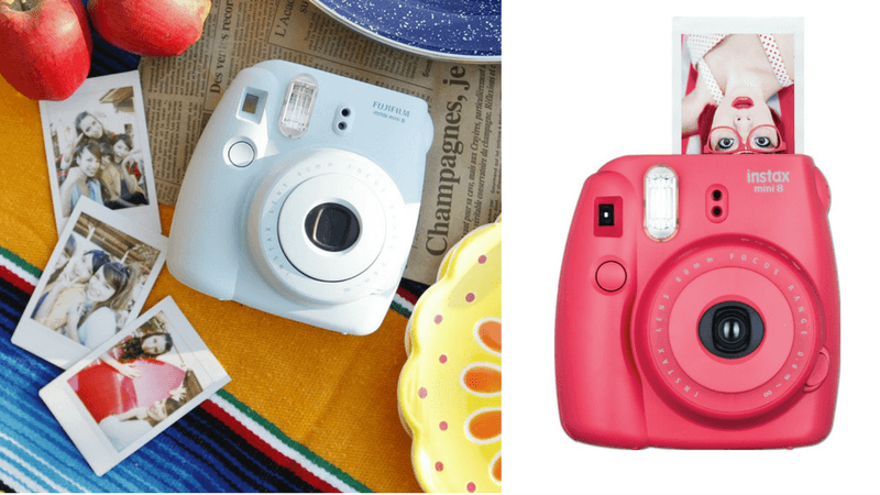 Best Non-Toy Gift Guide for Kids - fujimax mini insta 8 camera