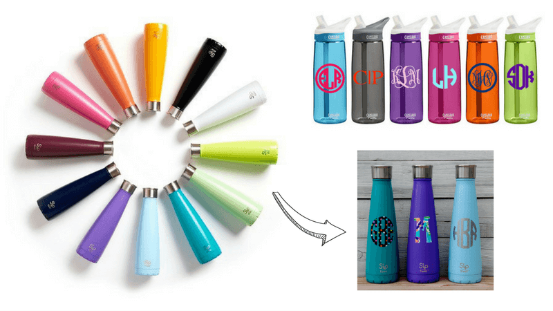 Best Non-Toy Gifts for Kids - Hobbies & Interests - Personalized Water Bottle
