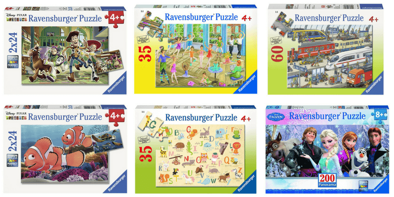 Best Non-Toy Gift Guide for Kids - Ravensburger Puzzle