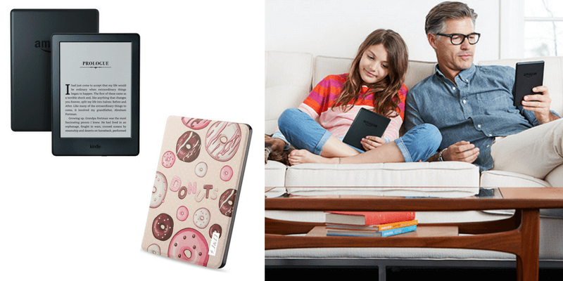 Best Non-Toy Gift Guide for Kids - eReader Kindle