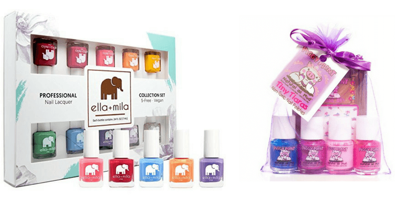 Best Non-Toy Gifts for Kids - Nail Polish