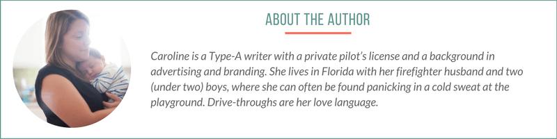 Caroline Foss - writer bio