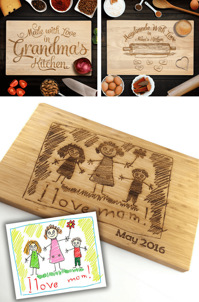 Kitchen Gift For Mom 19 Unique Personalized Gifts For Mothers Day Custom Creations