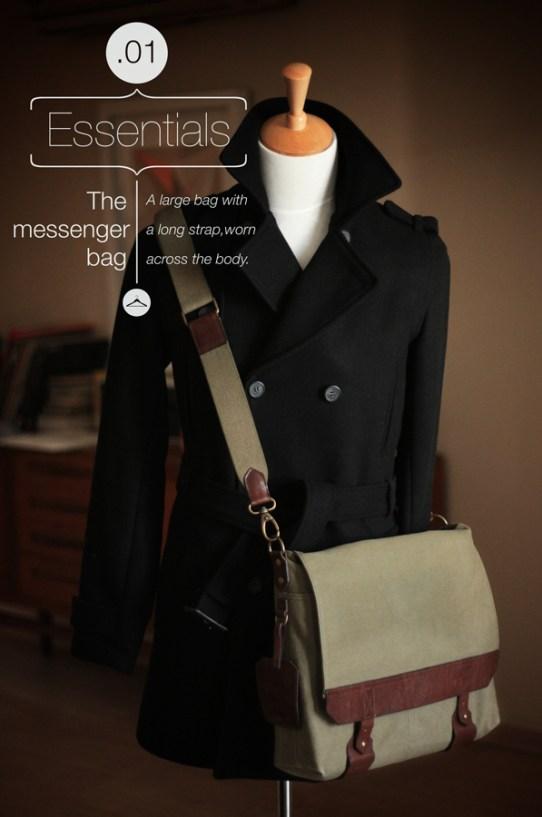 messnger-bag
