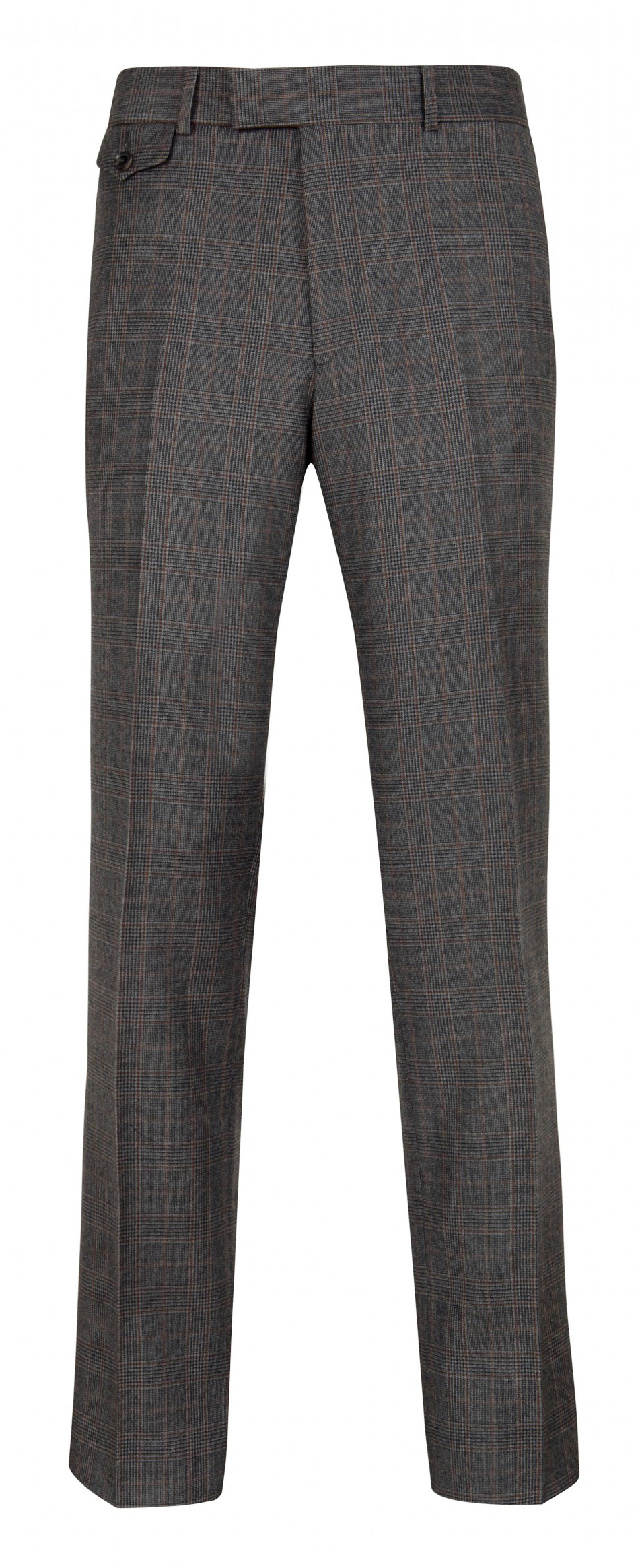 Ted Baker - Wool Suit Trousers