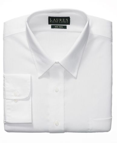 White dress shirt