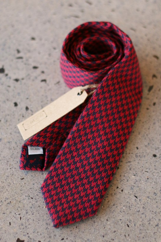 houndstooth-tie
