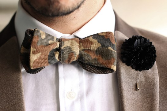 bow-tie-and-lapel-flower