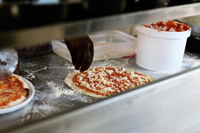 pizza-prep
