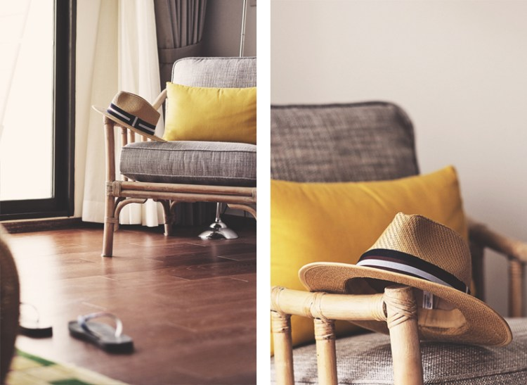 Side-by-side-hat-and-chair