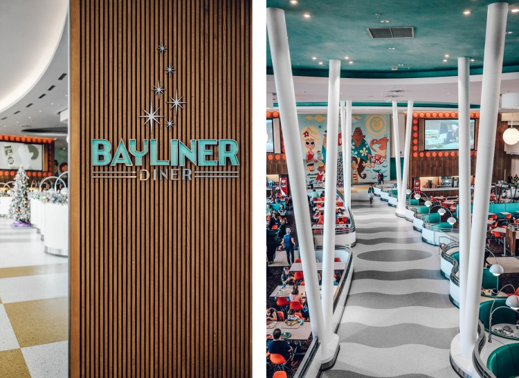 Bayliner-diner-4-Cabana-BAy-Resort