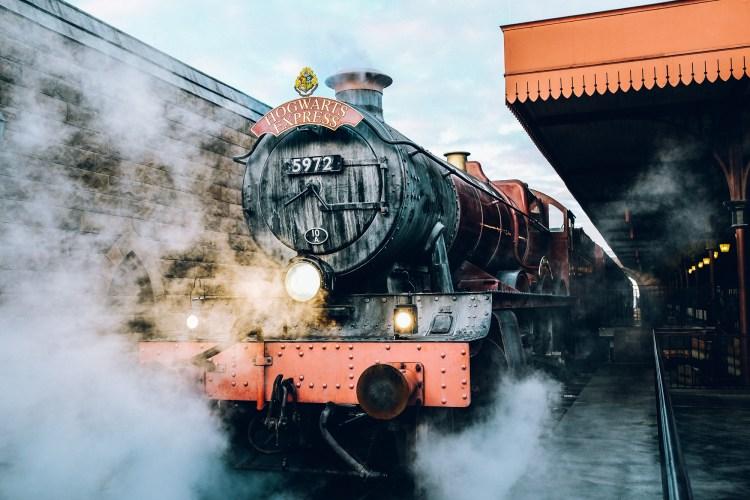 Hogwarts Express Universal Studios Florida