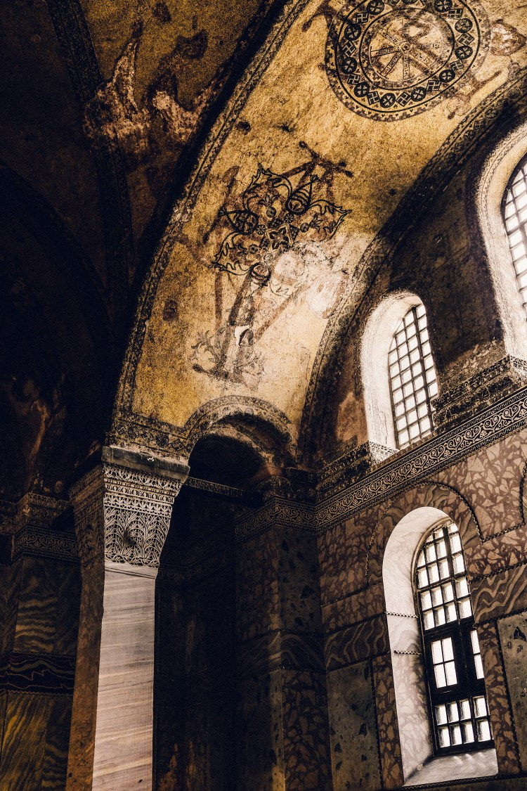 Istanbul-Hagia-Sophia-Details