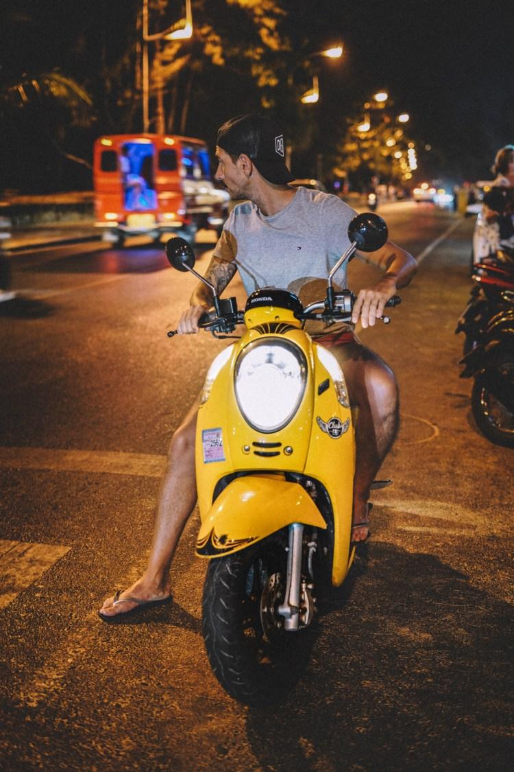 Thailand-Phuket-Me-on-scooter