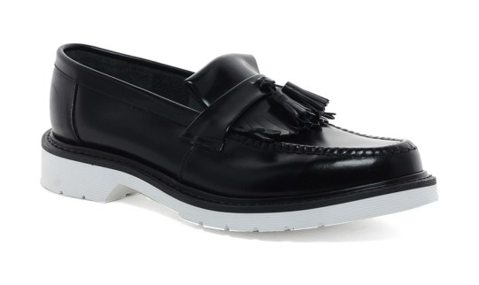 Loake Contrast Sole Loafers
