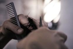 hair-cutting