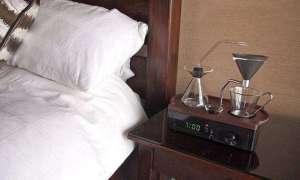 """""""The Barisieur"""" zaparzy Ci kawę zanim jeszcze wstaniesz z łóżka"""
