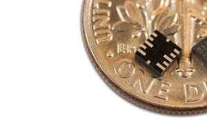 Ten prosty chip zamieni ubranie w sportowy nadajnik