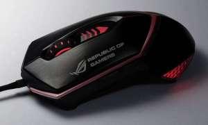 Test myszki ASUS ROG GX1000