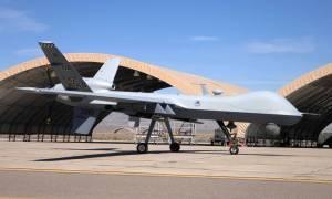 Dron MQ-9 Reaper zestrzelił pierwszy cel