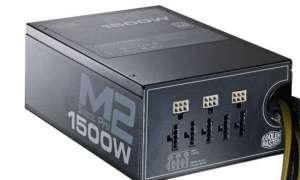 Test zasilacza Cooler Master Silent Pro M2 1500W