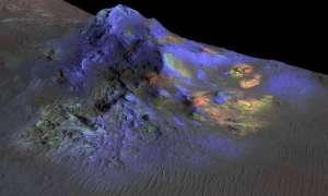 Jeśli na Marsie istniało życie, ślady mogły pozostać wewnątrz szkła