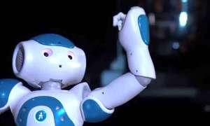Roboty tańczą w balecie! Tłum szaleje