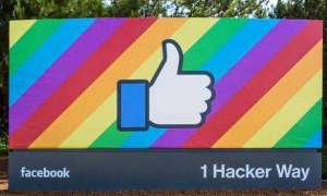 """Tęczowi użytkownicy Facebooka dali się """"zaobrączkować""""?"""