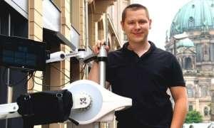 Luna – polski robot, który pomoże w rehabilitacji