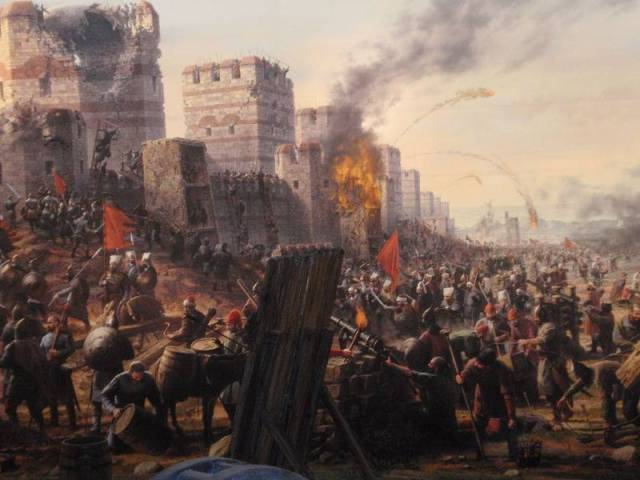 1453-The-Fall-of-Constantinople