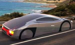 Australijski startup stworzy elektryczne auto zdolne do jazdy bez ładowania baterii