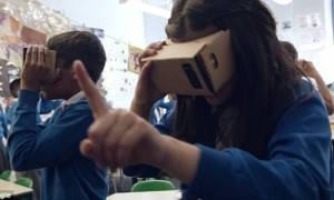 Google wprowadzi za darmo wirtualną rzeczywistość do klas