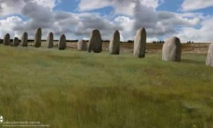 Odkryto kolejną strukturę podobną do Stonehenge