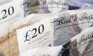 20-funtowe banknoty będą zrobione z plastiku