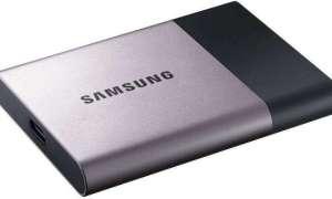 Samsung wytycza standardy w rozmiarach dysków przenośnych