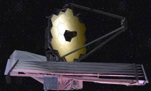 Zobacz film z montażu zwierciadła Teleskopu Kosmicznego Jamesa Webba