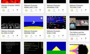 Powstało internetowe muzeum malware