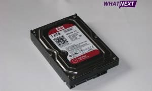 Test dysku HDD WD Red 1TB