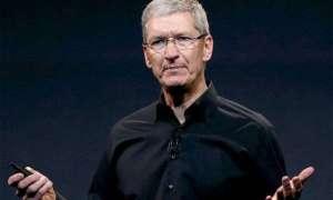 Prezes Apple i jego wpadka z fotografowaniem