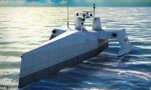 Bezzałogowy statek DARPA zapoluje na łodzie podwodne