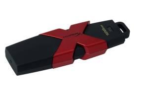 Test pendrive Kingston HyperX Savage 128GB
