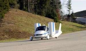 Latające samochody bliżej niż myślimy?