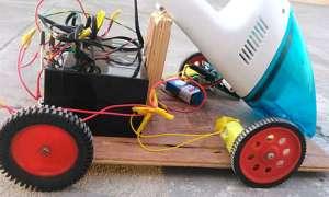 Jak zbudować autonomiczny odkurzacz?